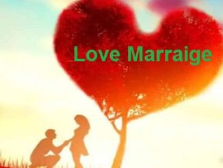 Love Marriage by black magic