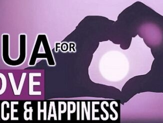 Dua For Happiness